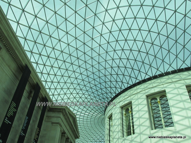 The British Museum - Londyn