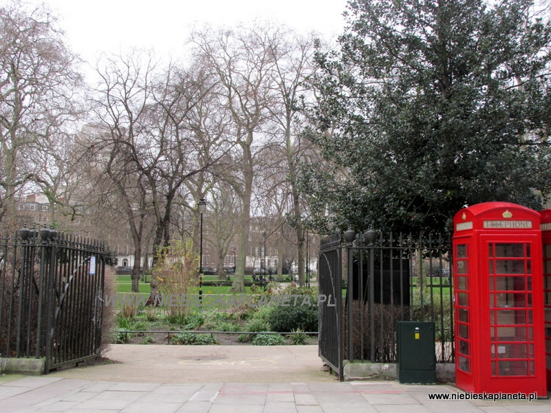 Russell Square - Londyn