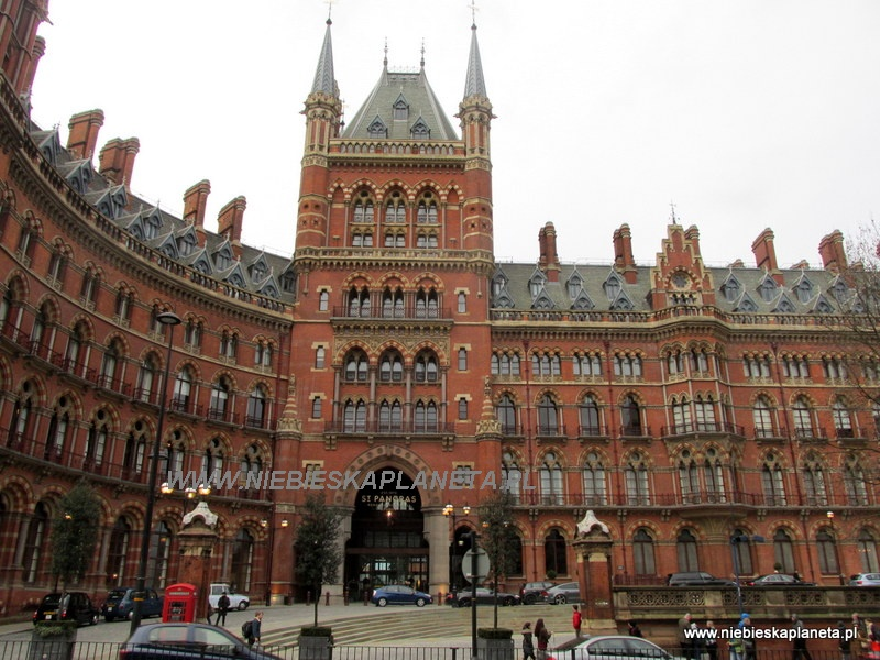 St Pancras International - Londyn